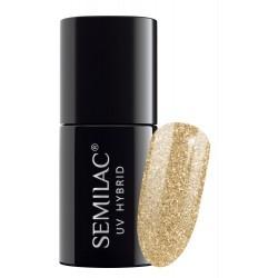 Semilac 037 Gold Disco  7 ml