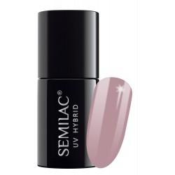 Semilac 057 Nude Beige Rose...