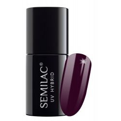 Semilac 099 Dark Purple...