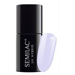 Semilac 127 Violet Cream 7 ml