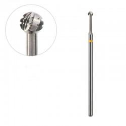 Frez stalowy- kulka  1,0mm