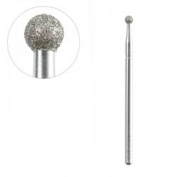 Frez diamentowy- kulka  2,5mm
