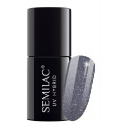 Semilac 107 Steel Gray 7 ml